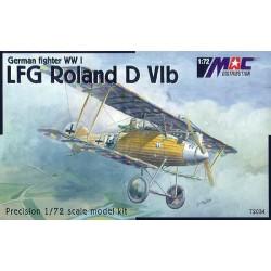 LFG Roland D.VIb - 1/72 kit