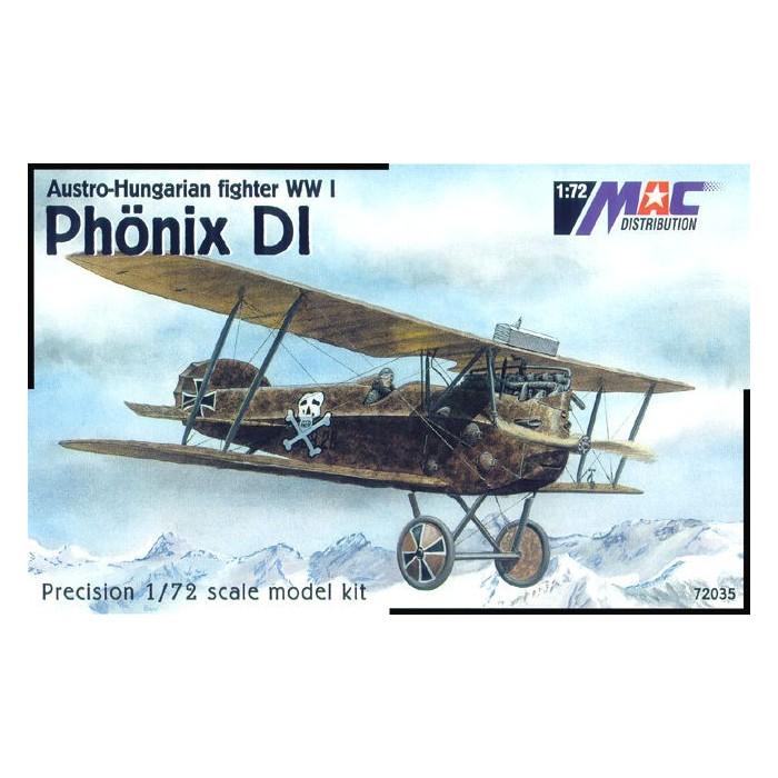 Phönix DI - 1/72 kit