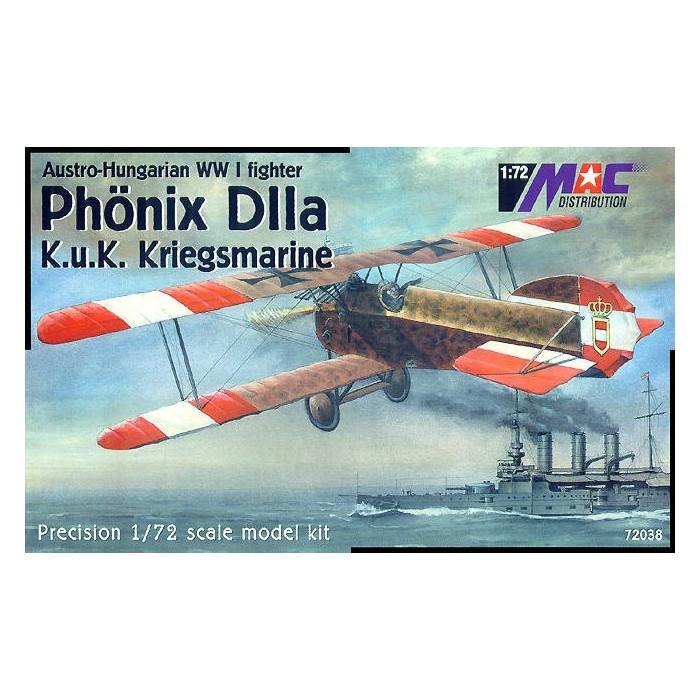 Phöenix DIIa K.u.K. Kriegsmarine - 1/72 kit