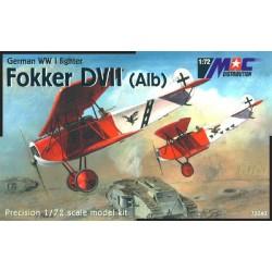 Fokker D.VII (Alb) - 1/72 kit