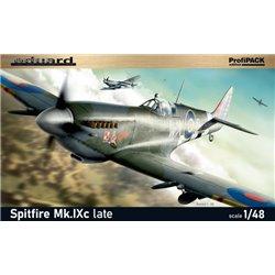 Spitfire Mk.IXc late version ProfiPACK - 1/48 kit