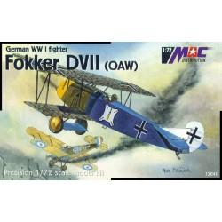 Fokker D.VII (OAW) - 1/72 kit