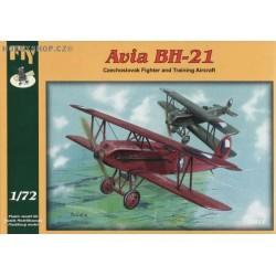 Avia BH-21 - 1/72 kit