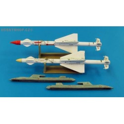 Missile R-23 R Apex - 1/48 detail set