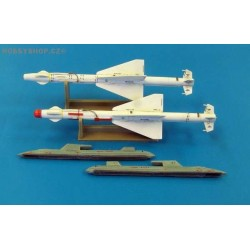 Missile R-23 T Apex - 1/48 detail set