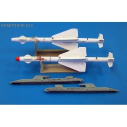 Missile R-24 T Apex - 1/48 detail set