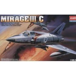 Mirage IIIC - 1/48 kit