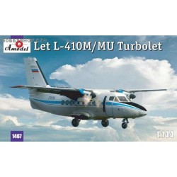 Let L-410M/MU Turbolet - 1/144 kit