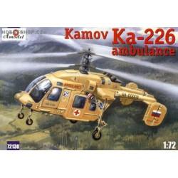 Kamov Ka-226 Ambulancea - 1/72 kit