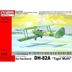 DH-82A Tiger Moth over North Europe - 1/72 kit
