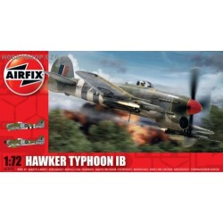 Hawker Typhoon Mk.Ib - 1/72 kit