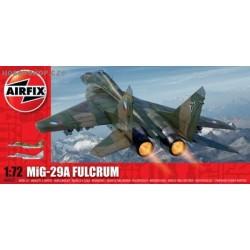 MiG-29 Fulcrum - 1/72 kit