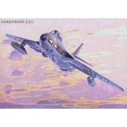 Hawker Hunter F Mk.6 - 1/72 kit
