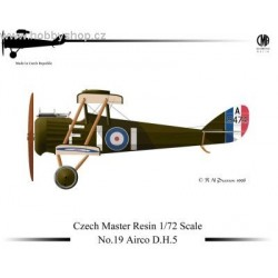 Airco D.H.5 - 1/72 resin kit