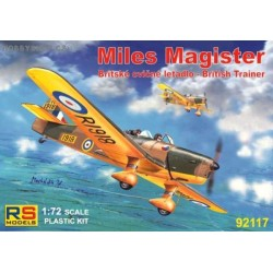 Miles Magister - 1/72 kit