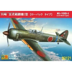 Kawasaki Ki-100 Low back - 1/72 kit