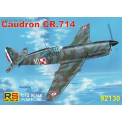 Caudron CR.714C-1 - 1/72 kit