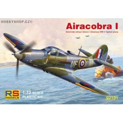 Airacobra I / P-400 - 1/72 kit