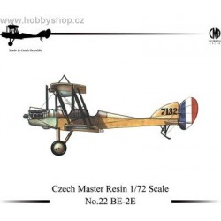 Be-2E - 1/72 resin kit
