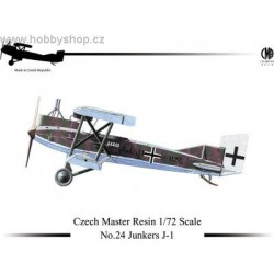 Junkers J-1 - 1/72 resin kit