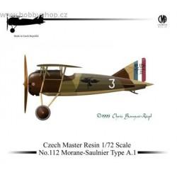 Morane-Saulnier Type A.1 - 1/72 resin kit