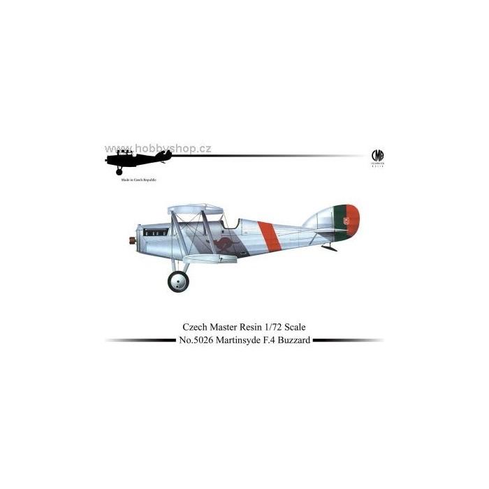 Martinsyde F.4 Buzzard - 1/72 resin kit