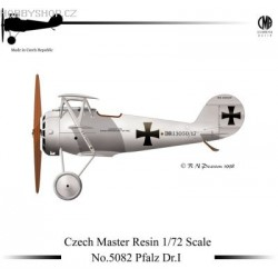 Pfalz Dr.I - 1/72 resin kit