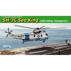 SH-3G Sea King - 1/72 kit