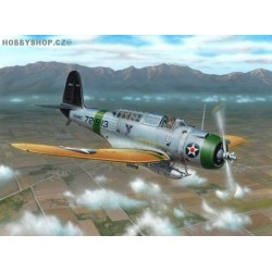 SB2U-2 Vindicator Dive Bomber Stars  - 1/72 kit