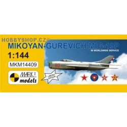 MiG-19P Farmer B 'In Worldwide Service' - 1/144 kit