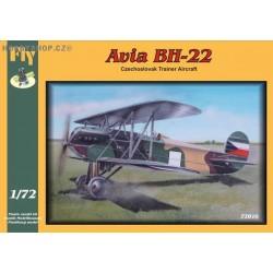Avia BH-22 - 1/72 kit