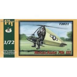 Rotachute Mk.III - 1/72 kit