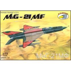 MiG-21MF - 1/72 kit