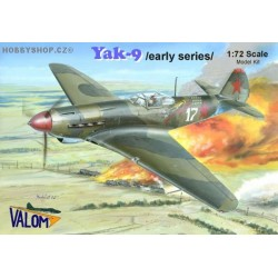 Yakovlev Yak-9 Early series - 1/72 kit