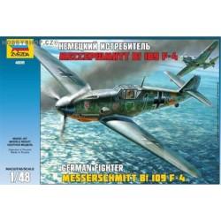 Messerschmitt Bf 109F-4 - 1/48 kit