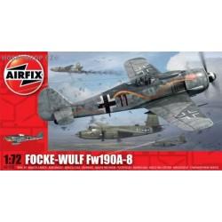 Focke Wulf Fw 190A-8 - 1/72 kit