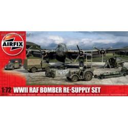 WWII RAF Bomber Re-supply set - 1/72 kit