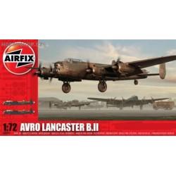 Avro Lancaster B.II - 1/72 kit