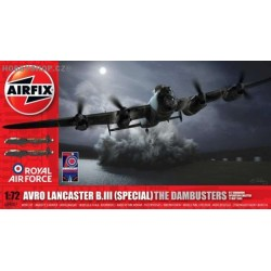Avro Lancaster B.III (Special) The Dambusters - 1/72 kit
