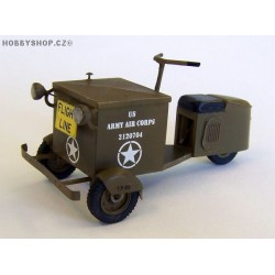 US scooter packing delivery - 1/48 detail set