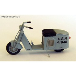 US scooter solo - 1/48 detail set