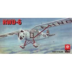 RWD-6 - 1/72 kit