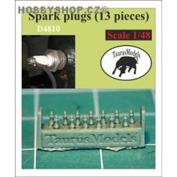 Sparking plugs - 1/48 update set