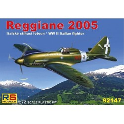 Reggiane Re.2005 - 1/72 kit