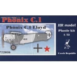 Phönix C.I Lloyd Hungary 1919 - 1/72 kit