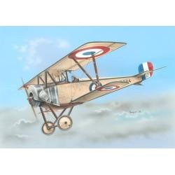 Nieuport 10 Single seater - 1/48 kit