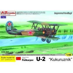Polikarpov U-2 - 1/48 kit