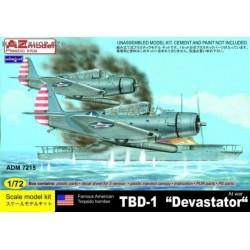 TBD-1 Devastator at war - 1/72 kit