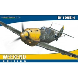 Bf 109E-4 Weekend - 1/48 kit