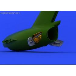 MiG-15bis airbrakes - 1/72 update set